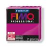 "FIMO Gyurma, 85 g, égethető,  ""Professional"", magenta"