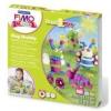 """FIMO Gyurma készlet, 4x42 g, égethető, FIMO \""""Kids Form & Play\"""",bogarak"""