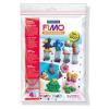 FIMO Öntőforma, FIMO, mókás állatok FM874209