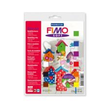 FIMO Soft Basic Set süthető gyurma készlet, 9x25 g gyurma
