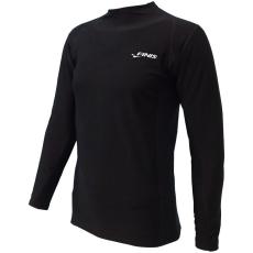 Finis Thermal Swim Shirt Youth Black M