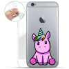 FINOO Einhorn Pink Protective cover for iPhone 6/6S