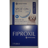 Fiproxil Spot-On Kutya S 3X0,67Ml