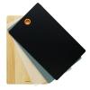 FISKARS Nyírfa vágódeszka 3 db cserélhető műanyag vágólappal 1014212