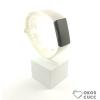 Fitbit Charge 3 cserélhető szilikon szíj - fehér - white