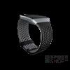Fitbit Ionic Sport szíj, Small, Black / Charcoal