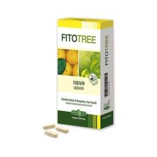 FITOTREE Fitotree grapefruit és teafaolaj kapszula /natur tanya/30 db táplálékkiegészítő