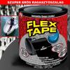 Flex Tape víz- és UV álló szuper erős ragasztószalag, 10x150 cm