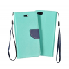 Flexi color book tok - HTC Desire 320 - mint - sötétkék
