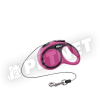 Flexi New Comfort XS zsinóros Pink 8kg/3m