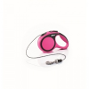 Flexi új Comfort Xs Zsinór 3m, 8kg-ig Pink