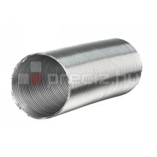 Flexibilis alumínium cső 120/3m + ajándék 2db csőbilincs beépíthető gépek kiegészítői