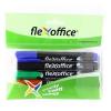 """FLEXOFFICE """"PM03"""" 1,5 mm, kúpos 4 különböző szín alkoholos marker"""