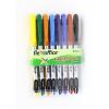 """FLEXOFFICE Tűfilc készlet, 0,3 mm,  """"FL01"""", 8 különböző szín"""
