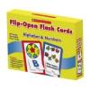 Flip-Open Flash Cards: Alphabet & Numbers
