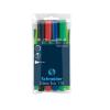 Flipchart marker készlet 1-3 mm SCHNEIDER 4 színű TSCMAX110V4