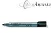 Flipchart marker, kúpos, STAEDTLER Lumocolor 356, fekete