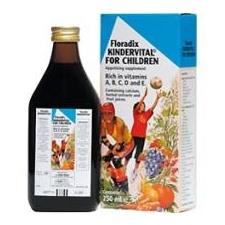 Floradix Floradix Kindervital 250 ml gyógyhatású készítmény