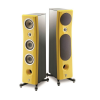 Focal Kanta No. 2 black HG / solar yellow HG front