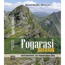 Fogarasi-havasok (Hegymászó- és turistakalauz) térkép
