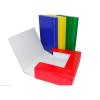 FŐKEFE Füzetbox 5 cm-es gerinc szürke textil