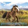 Folkmanis Plüss kesztyűbáb ló barna
