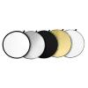 Fomei Terronic fényvisszaverő lemez 5-in-1/60 cm