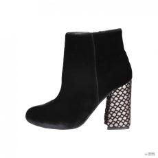 Fontana 2.0 női boka csizma cipő LADA_fekete