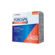 Forcapil Forcapil Keratin+ Hajerősítő 180 db vitamin és táplálékkiegészítő
