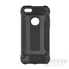 Forcell Armor hátlap tok Apple iPhone 5/5S/SE, fekete