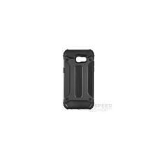 Forcell Armor hátlap tok Samsung A520 Galaxy A5 (2017), fekete tok és táska