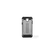 Forcell Armor hátlap tok Samsung J330 Galaxy J3 (2017), szürke tok és táska