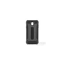 Forcell Armor hátlap tok Samsung J530 Galaxy J5 (2017), fekete tok és táska