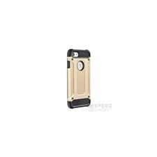 Forcell Armor hátlap tok Samsung J730 Galaxy J7 (2017), arany tok és táska