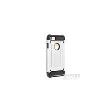 Forcell Armor hátlap tok Samsung J730 Galaxy J7 (2017), ezüst tok és táska
