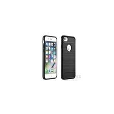 Forcell Carbon hátlap tok Samsung A520 Galaxy A5 (2017), fekete tok és táska