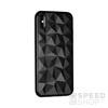 Forcell Prism hátlap tok Huawei Y7 Prime (2018), fekete