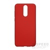 Forcell Soft szilikon hátlap tok Huawei P20 Lite, piros