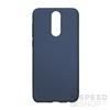 Forcell Soft szilikon hátlap tok Huawei P30, sötét kék