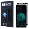 Forcell Xiaomi MI A2 5D GLASS 9H kijelzővédő üvegfólia - FEKETE