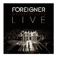 Foreigner Greatest Hits Live In Las Vegas (CD) egyéb zene