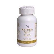 Forever Nature-Min ásványianyag tabletta 180 db vitamin és táplálékkiegészítő