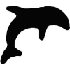 Formalyukasztó 25 mm, Delfin