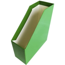 Fortuna Irattartó papucs FORTUNA Elegant fóliás zöld lefűző