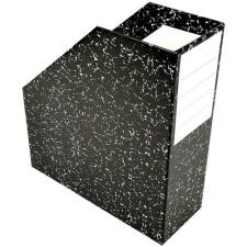 Fortuna Irattartó papucs FORTUNA Fantasy márvány mintás fekete lefűző