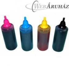 ForUse HP, Canon, Brother, Lexmark [C] Kék tinta #300ml nyomtató kellék