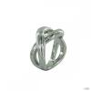 FOSSIL Női nemesacél gyűrű JF87289040 53 (16.8 mm Ă?)