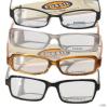 FOSSIL Szemüvegkeret Szemüvegkeret váze 11 modell Oxford OF10159011 ezüst