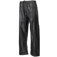 FOX OUTDOOR MFH vízálló nadrág poliészter és PVC olívzöld