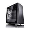 FRACTAL DESIGN Define C Fekete Ablakos Edzett üveg (táp nélküli) (FD-CA-DEF-C-BK-TG)